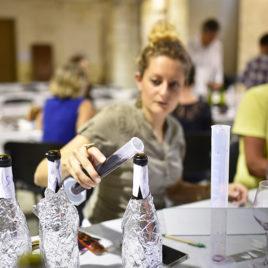 Atelier création de vins festival des vins d'aniane