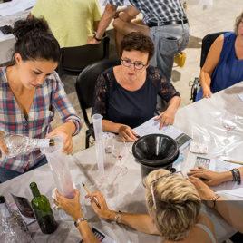 Atelier créations de vin Festival des vins d'Aniane