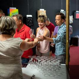 Festival des vins d'Aniane Salon vigneron