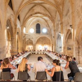 Festival des vins d'Aniane Dégustation horizontale