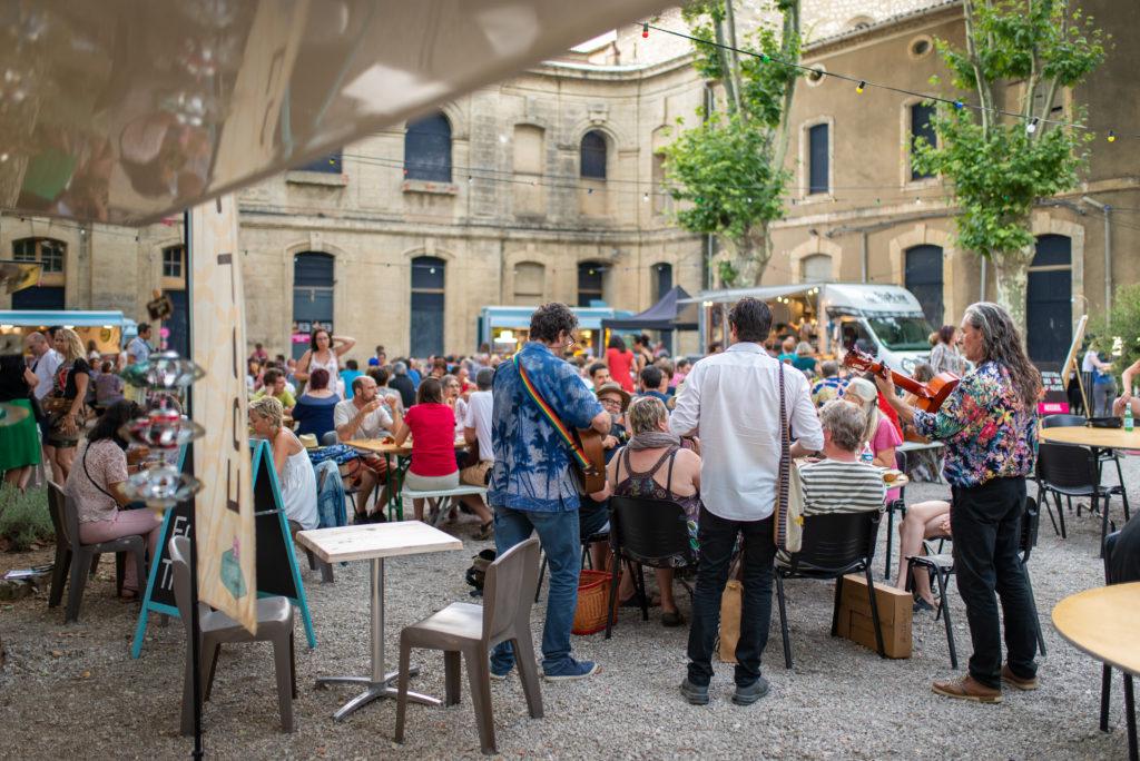 Concert nocturne Festival des vins d'Aniane
